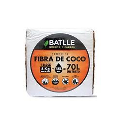 Sustrato de coco Batlle,...