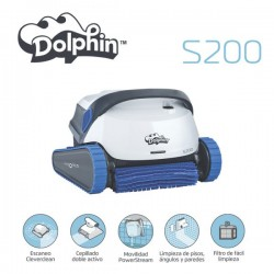 Dolphin s200 robot...