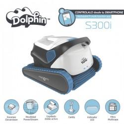 Dolphin s300i robot...