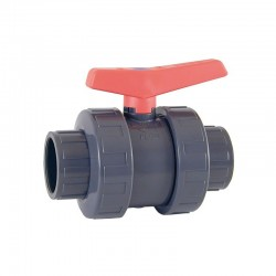 Válvula de bola de PVC