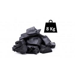Carbón de encina vegetal 8...