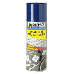 Aceite multiusos wolfpack