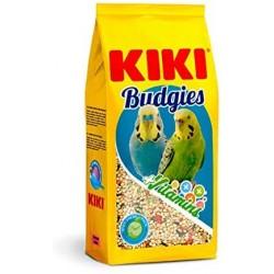 Pienso para periquitos kiki...