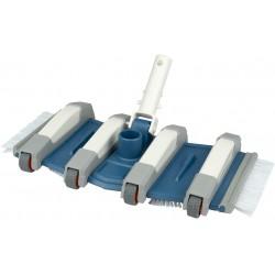 Limpiafondos flexible clip...