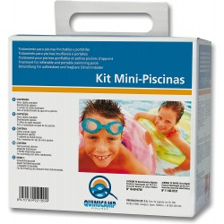 Kit mini piscinas antialgas...