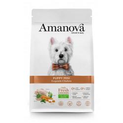 Amanova Puppy Mini Pollo...