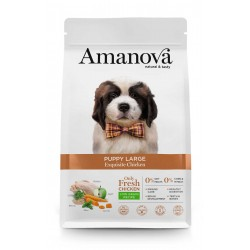 Amanova Puppy Large Pollo...