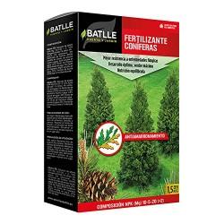 Fertilizante coniferas...