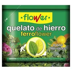 Quelato de hierro, Flower...